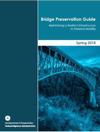 Bridge Preservation Guide Spring 2018 Cover